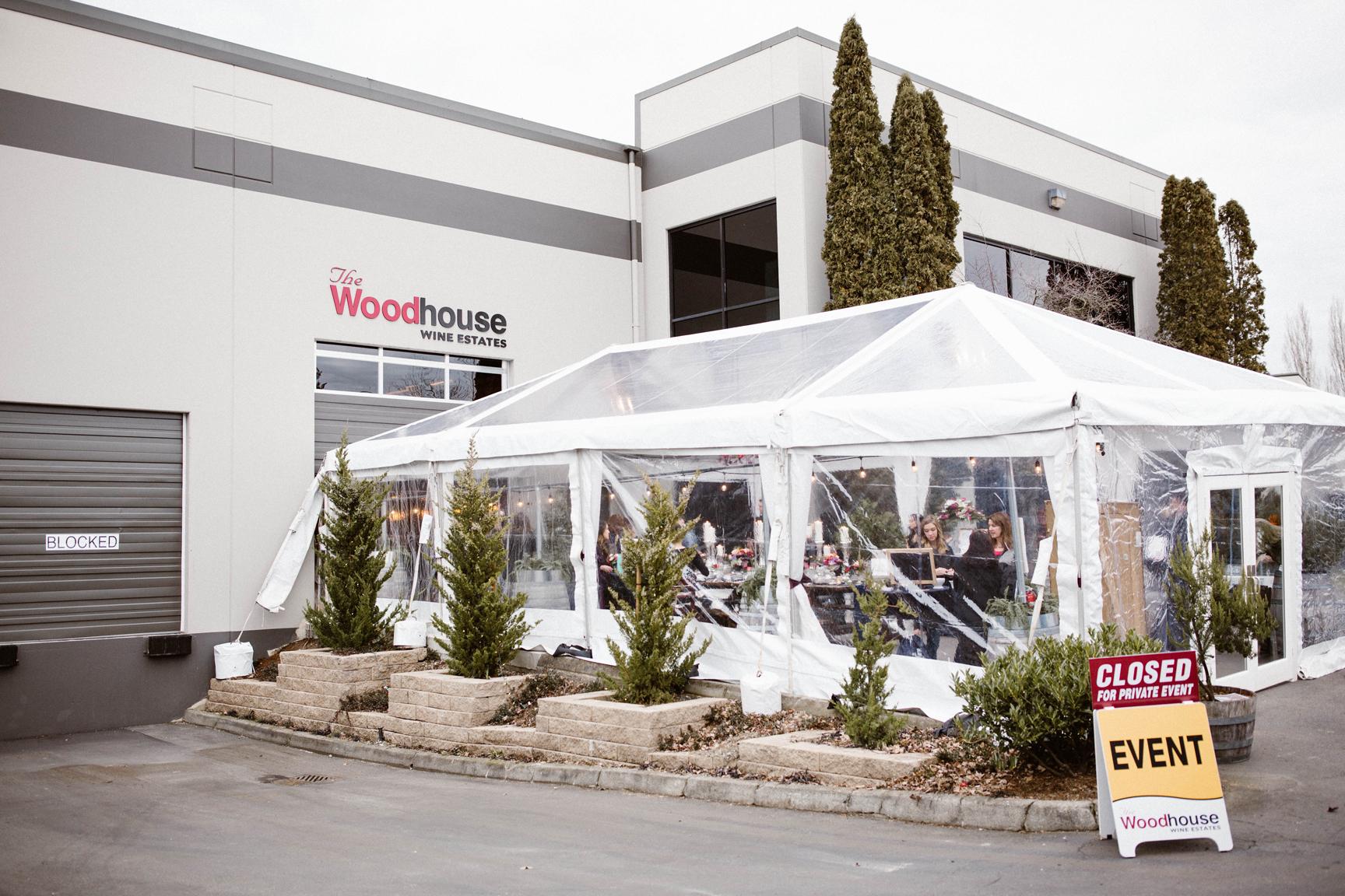 Woodhouse Wine Estates, Woodinville, Washington