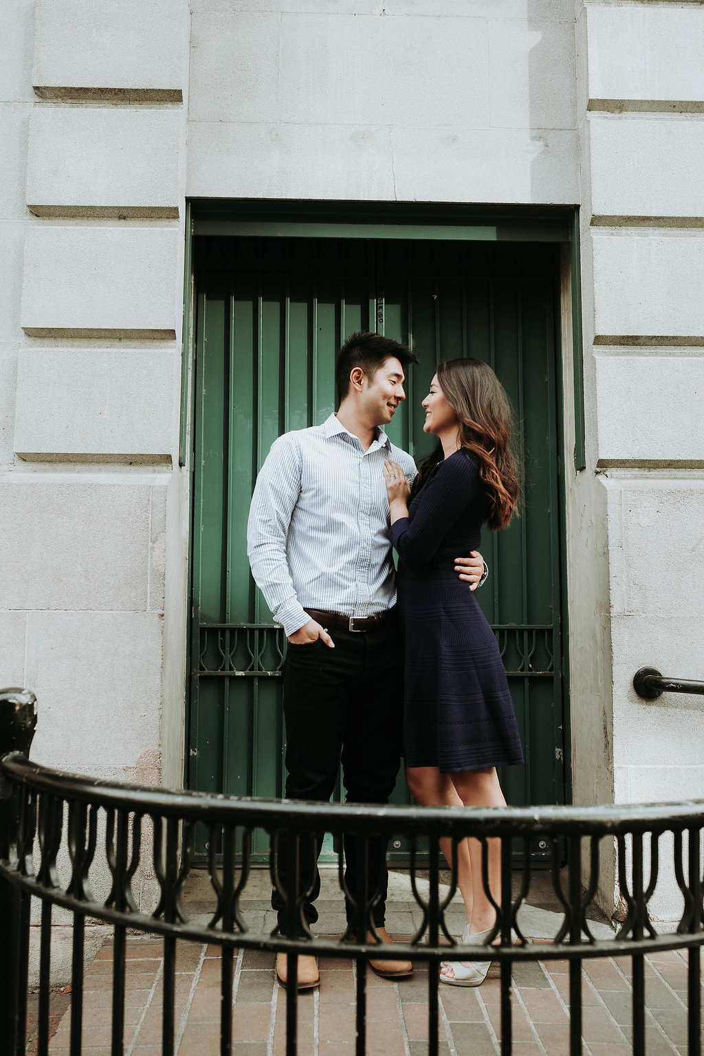 pioneer square seattle Engagement photos by adina preston weddings. Affordable Seattle wedding Photographer