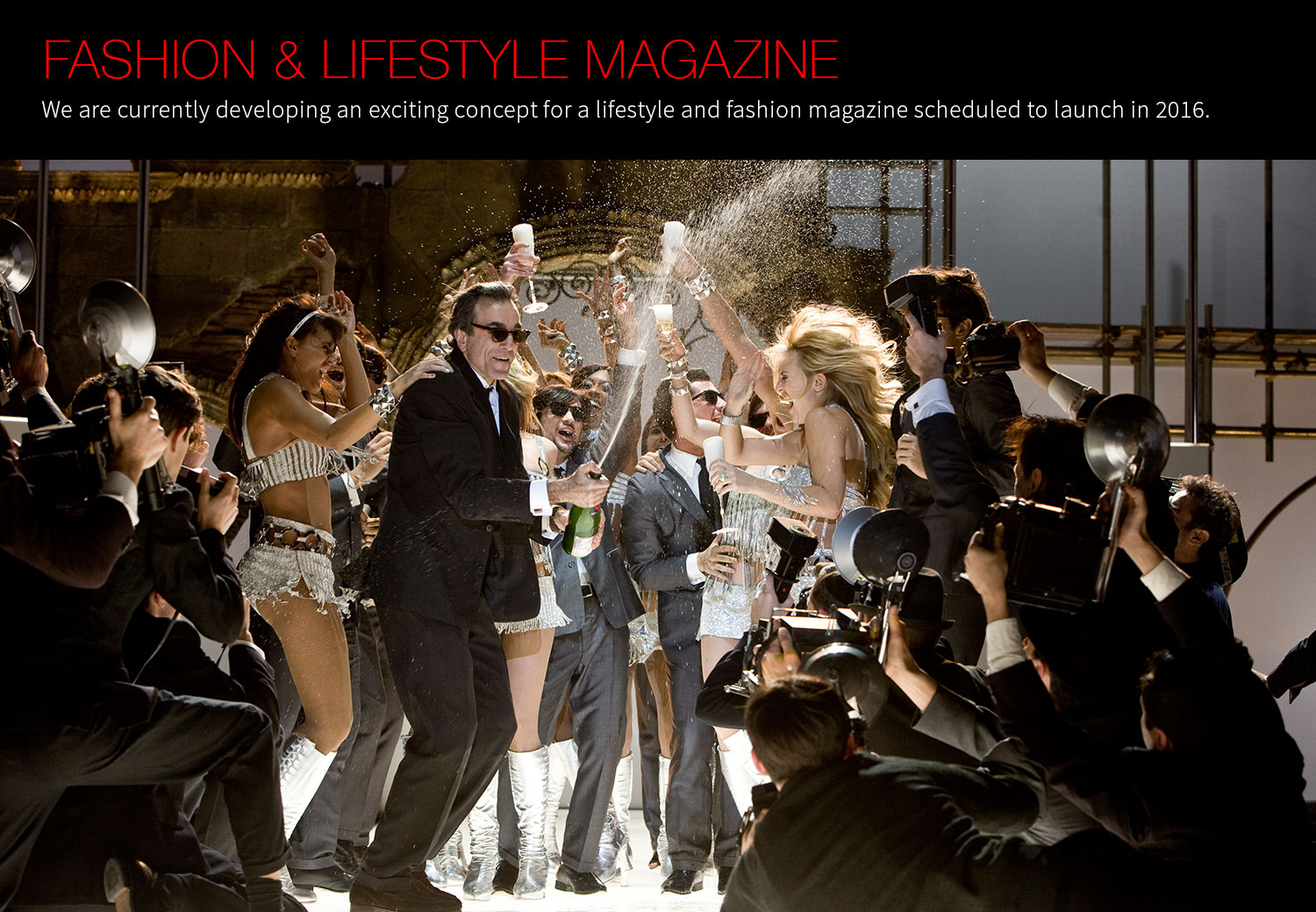 Fashion & Lifestyle Magazine