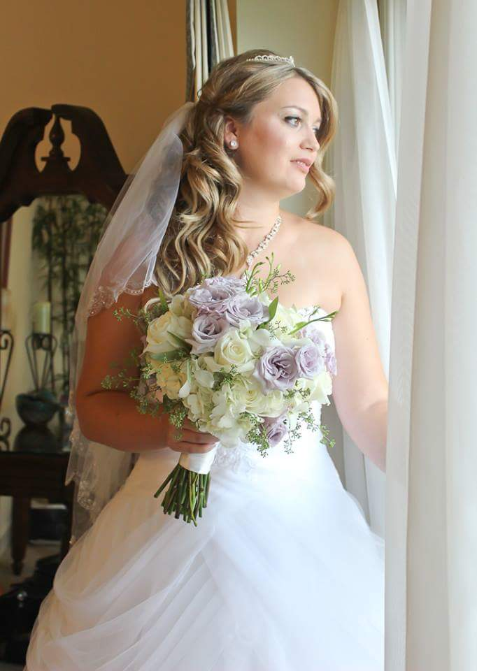 Copy of Charleston wedding hair & makeup Artistry