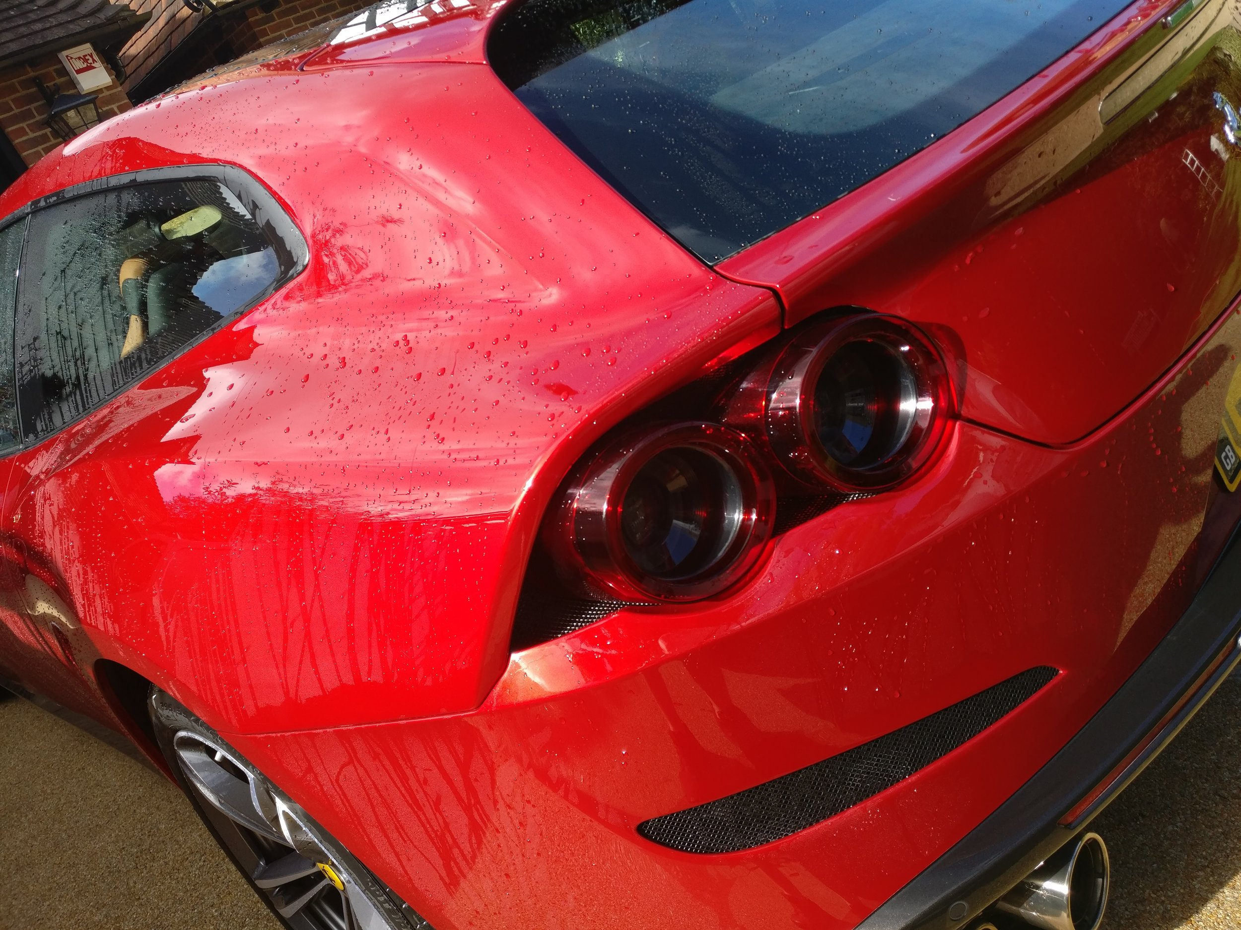 Mobile ceramic coat coatings in Surrey