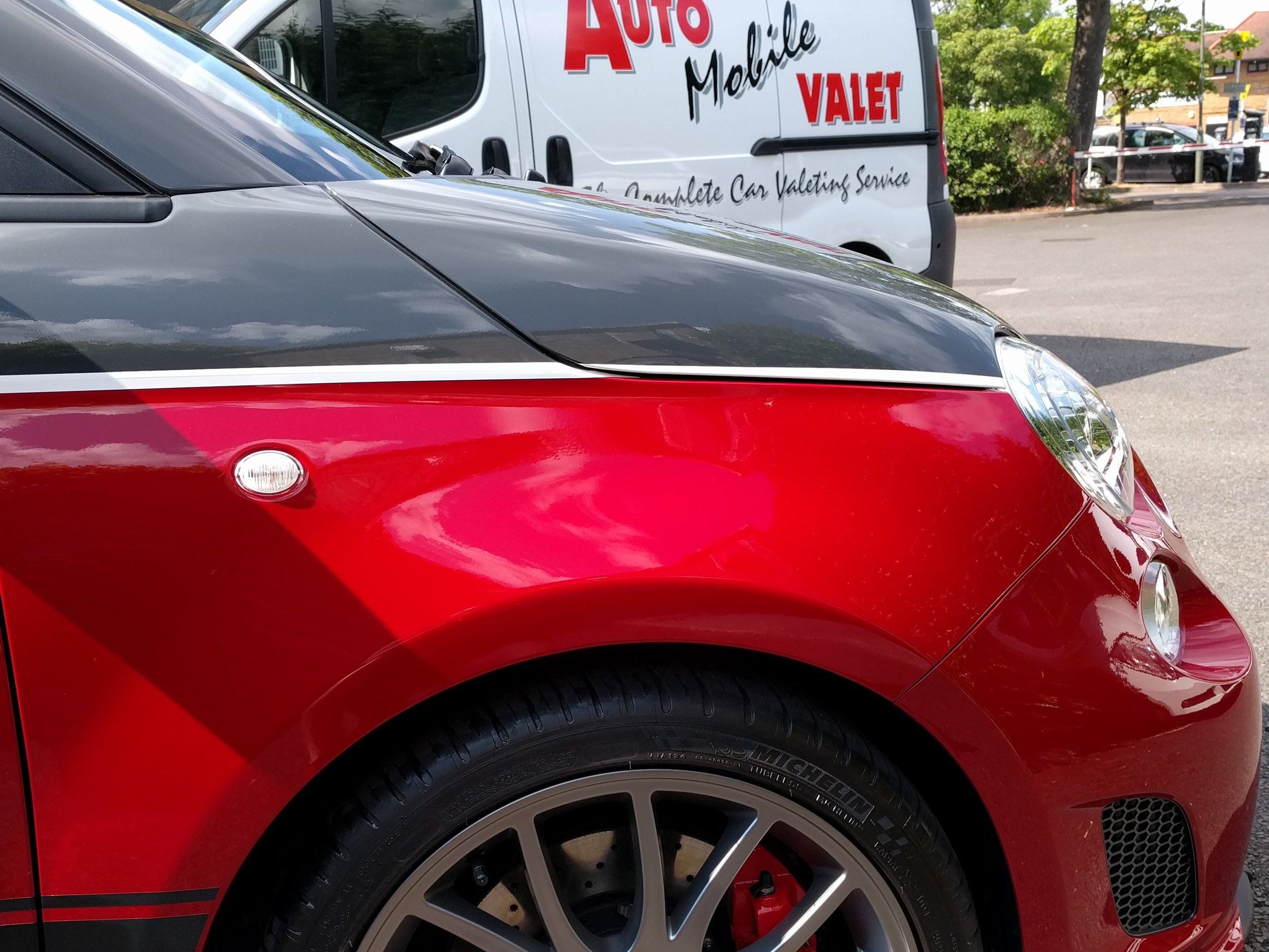 Mobile Ceramic Coatings and sealants