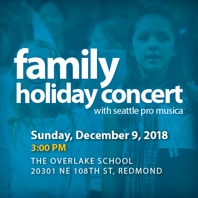 Family Holiday Concert