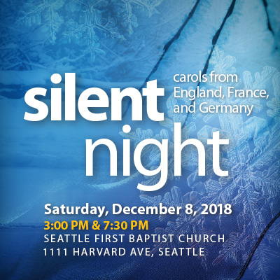 Silent Night at First Baptist