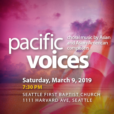 Pacific Voices at First Baptist