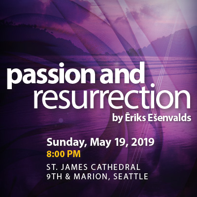 Passion and Resurrection