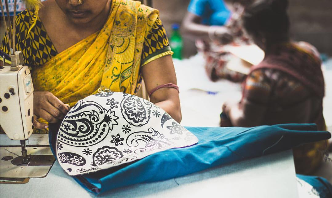 Freeset - Working in Kolkata and the surrounding districts, Freeset is a bulk buy clothing and accessories company that employs women who were previously in the sex industry; many of whom were taken from homes, villages and communities across West Bengal. Through the Freeset Trust they provide counselling and care for staff and the community.