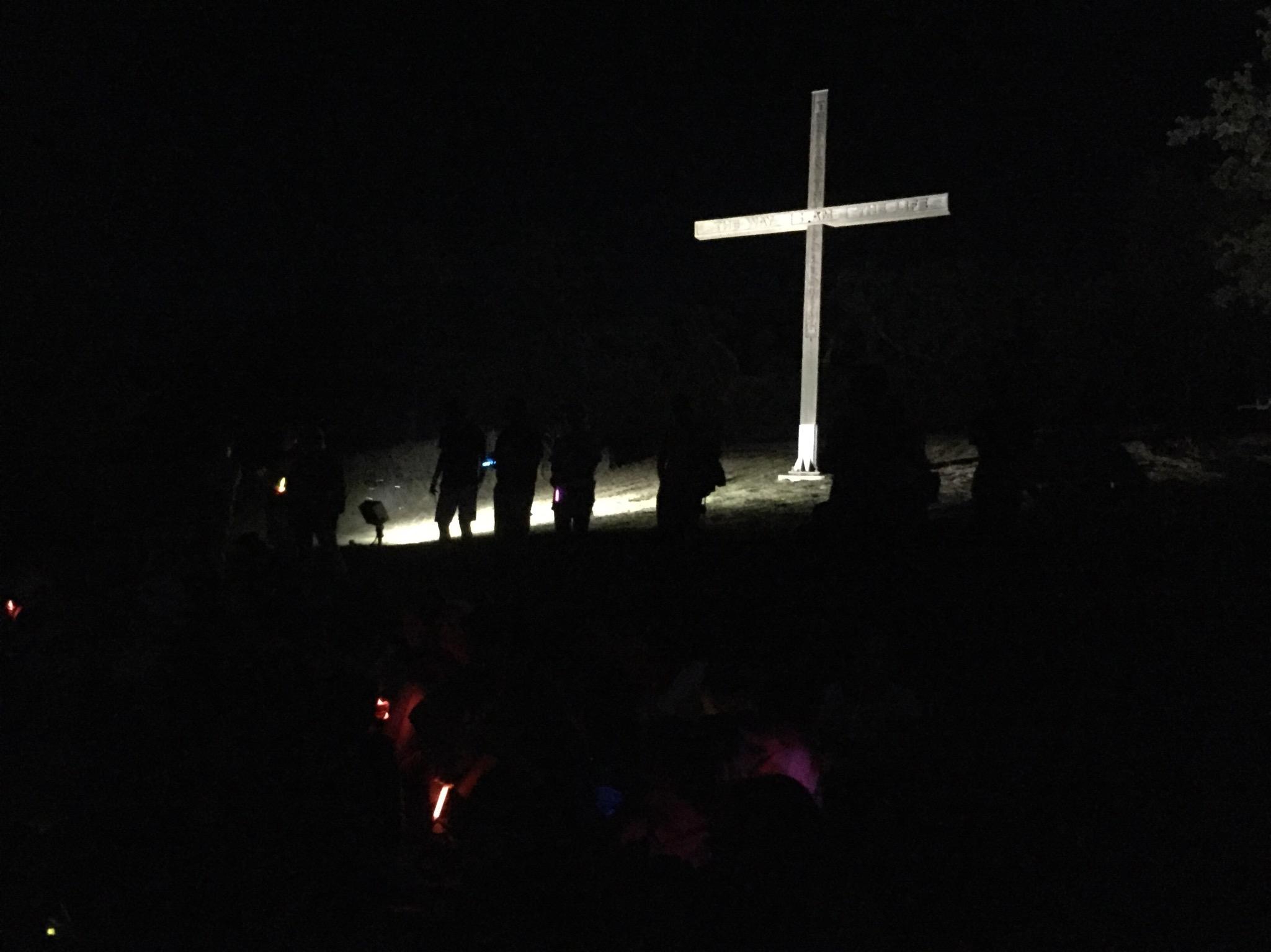 Worship at Kelly Cross