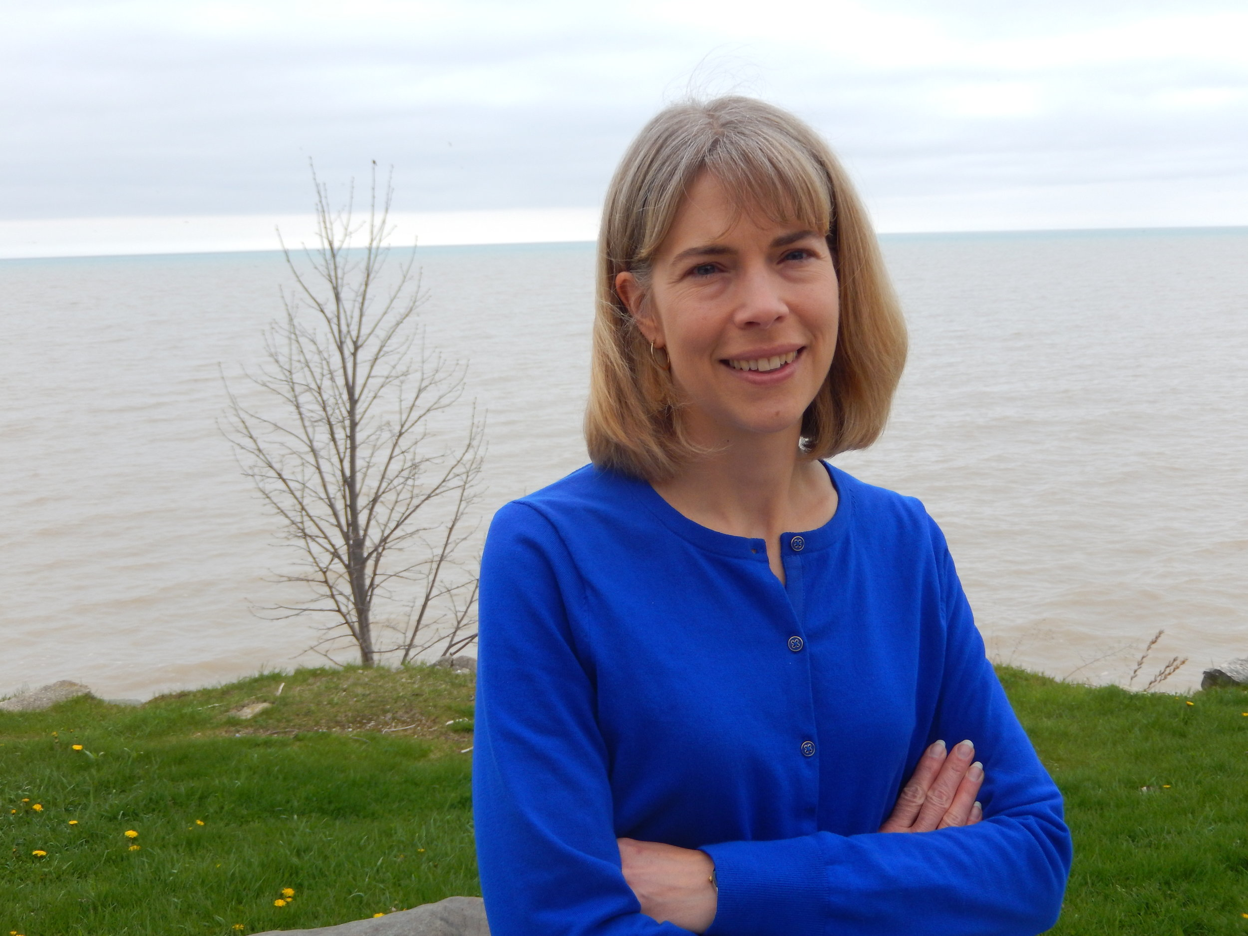 Elizabeth Hellman is one of Sweet Water's newest board members. We sat down to chat about her thoughts as an Environmental Engineer and what she's noticed over her career at WEC Energy Group subsidiaries in Milwaukee.