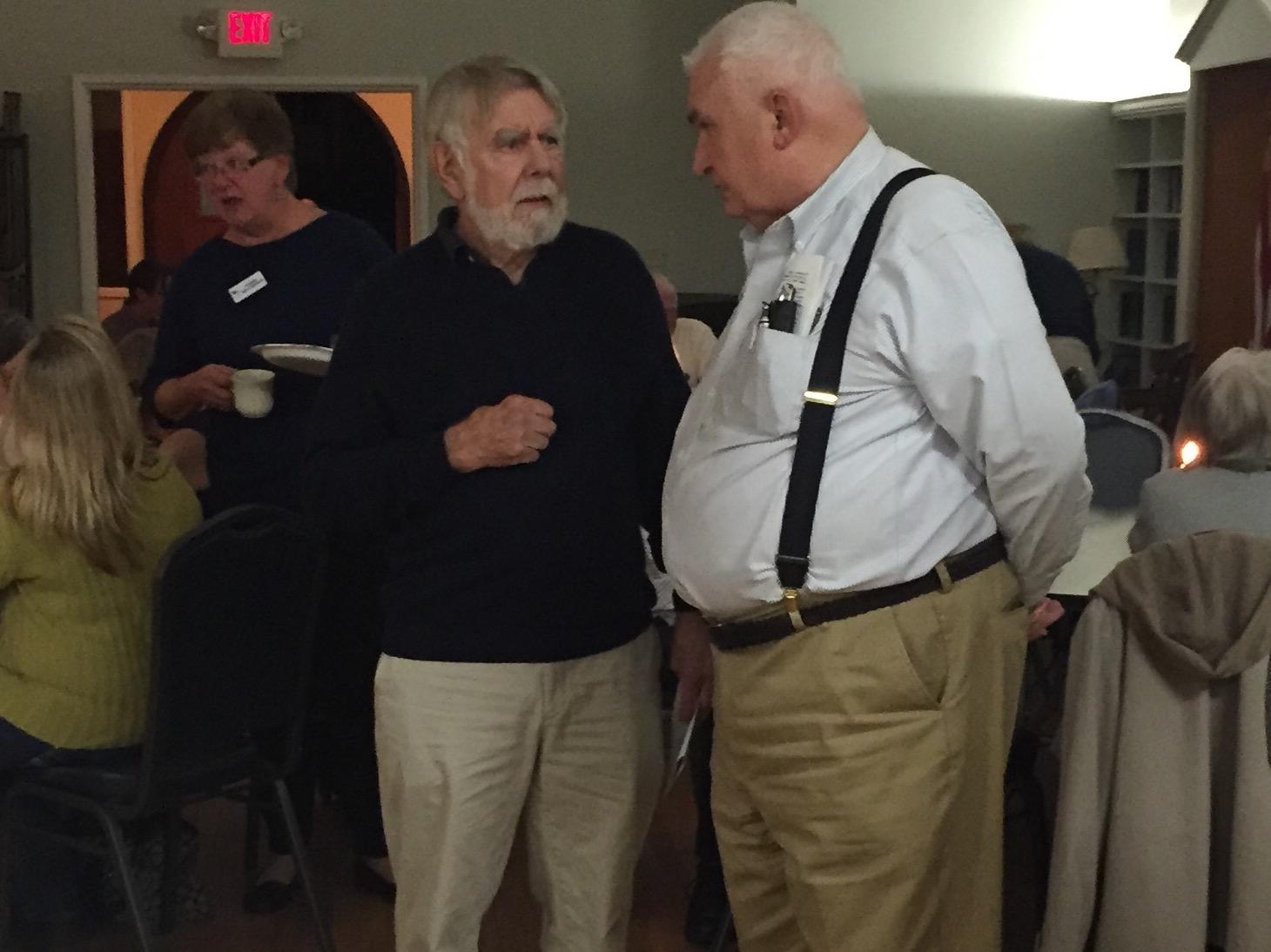 George Kent and Bishop Joslin