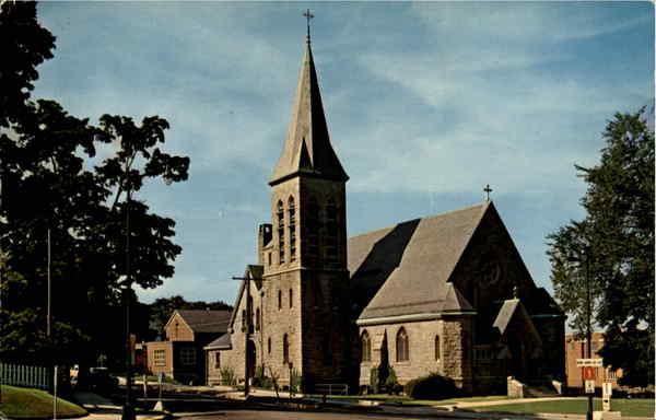 Christ Episcopal Church Westerly, RI