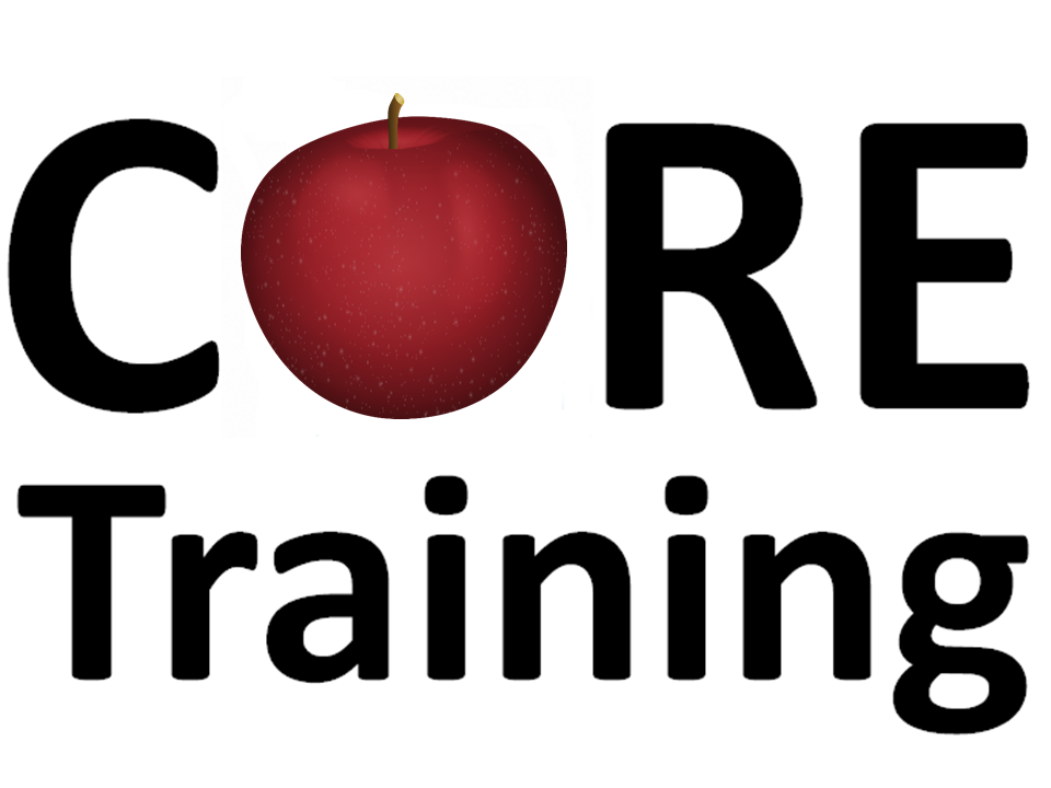 core training sermon series