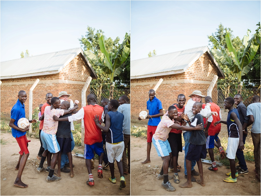 orphan care photography