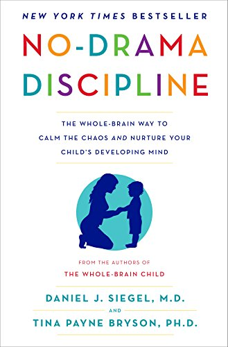 No-Drama Discipline: The Whole-Brain Way to Calm the Chaos and Nurture Your Child's Developing MindBy Daniel J. Siegal and Tina Payne Bryson - Highlighting the fascinating link between a child's neurological development and the way a parent reacts to misbehavior, No-Drama Discipline provides an effective, compassionate road map for dealing with tantrums, tensions, and tears—without causing a scene.