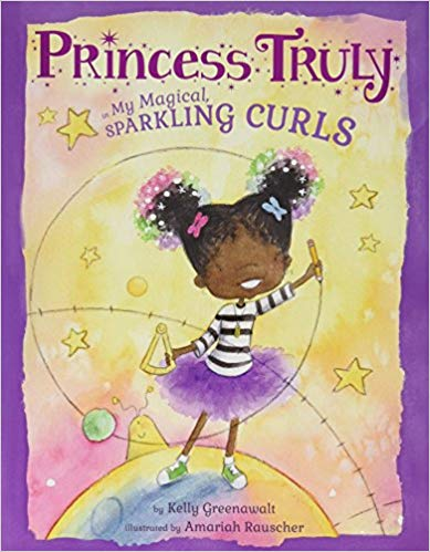 Princess Truly in My Magical, Sparkling CurlsBy Kelly Greenawalt - Princess Truly is back! In the second Princess Truly adventure, Truly's magical, sparkling curls have the power to transport her to exciting new places like the Egyptian pyramids, the Jurassic period, and even into outer space. With curiosity, bravery, and her signature smarts, Princess Truly once again proves that she can do anything she sets her mind to and reminds girls everywhere to reach for the stars, believe in themselves, and dream big!