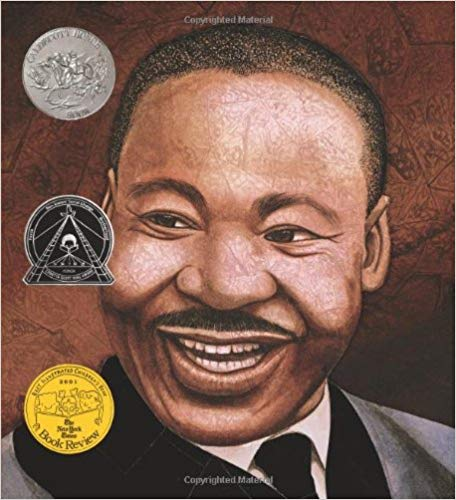 Martin's Big Words (Big Words): The Life of Dr. Martin Luther King, Jr. By Doreen Rappaport - This picture-book biography is an excellent and accessible introduction for young readers to learn about one of the world's most influential leaders, Dr. Martin Luther King, Jr. Doreen Rappaport weaves the immortal words of Dr. King into a captivating narrative to tell the story of his life.