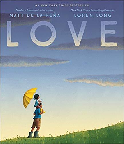 Love By Matt de la Peña -