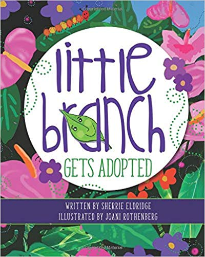 "Little Branch Gets Adopted By Sherrie Eldridge - Ever wonder how to ""talk adoption"" with your adopted or foster child? Rest assured… you're not alone! Your heart breaks when considering the pre-adoption trauma your child endured. Should you encourage your child to talk about it? The good news is that you don't have to figure it all out. Let Little Branch lead you and your child into the complexities of adoption through his own story. As he shares his grief, loss, and joy, your child will identify and find new freedom to do the same when talking adoption with you."