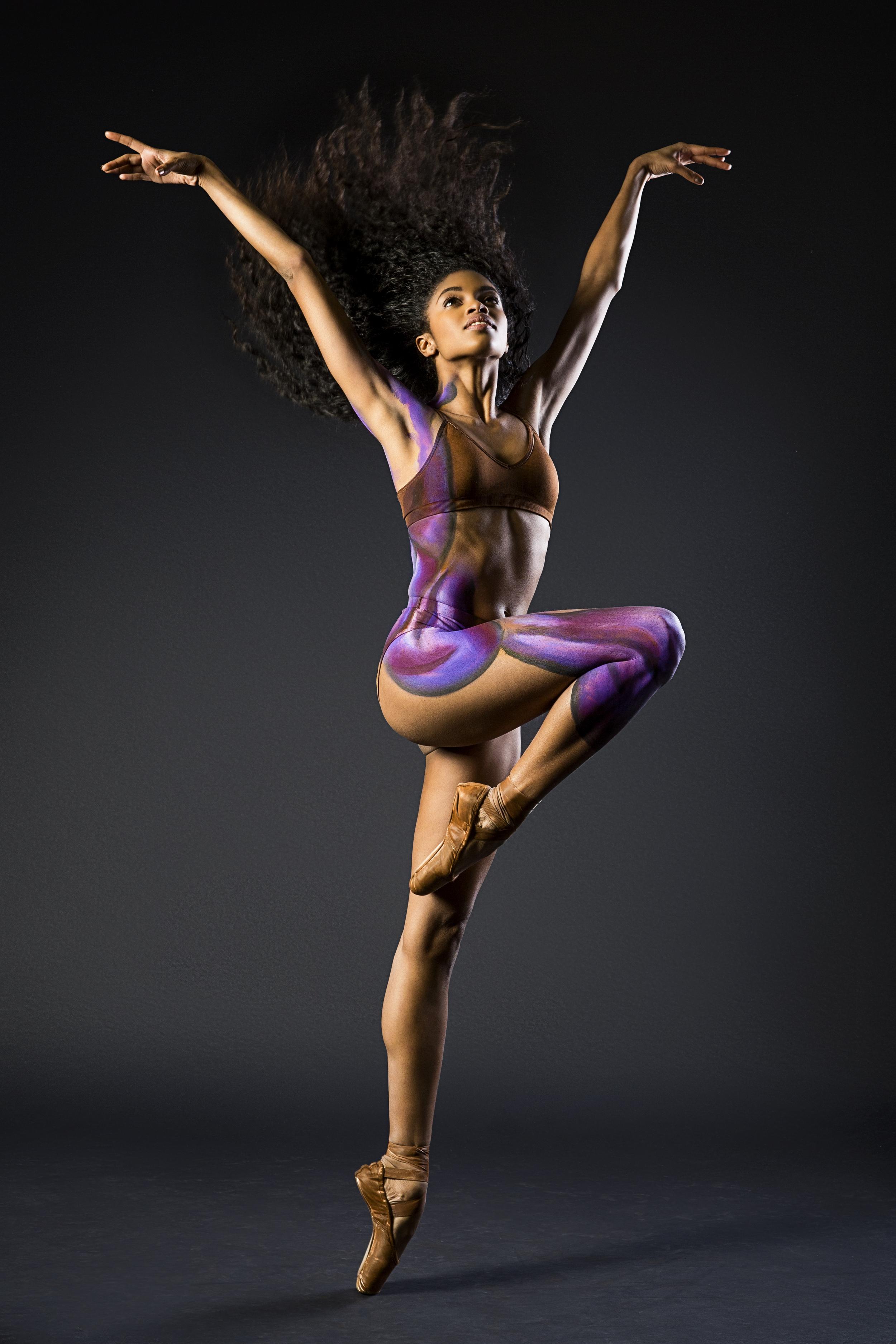 TNardia Boodoo (Washington Ballet)