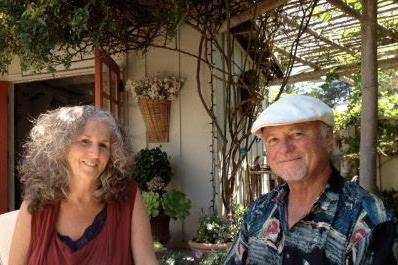 JoAnne Chartrand and Dyrian Benz, Santa Barbara, CA