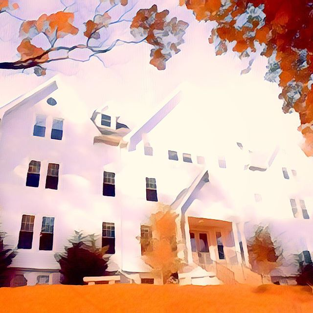 Pardington Hall with some Prisma.