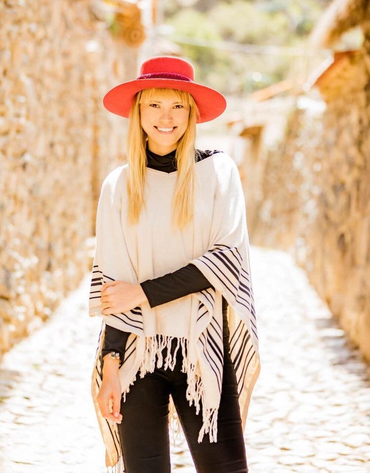 Patsy Krysiak, Co-founder at Andeana Hats