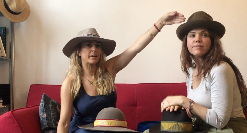 Talking hats… - The Cool Girls Club thanks Laura for playing the game, making the interview happen and for just being herself: an inspiration!Shop Andeana Hats: https://andeanahats.comFollow Laura Grier on instagram