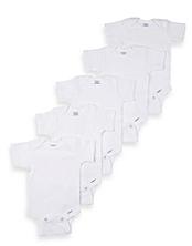 beby registry must haves - white gerber onesie 5 pack