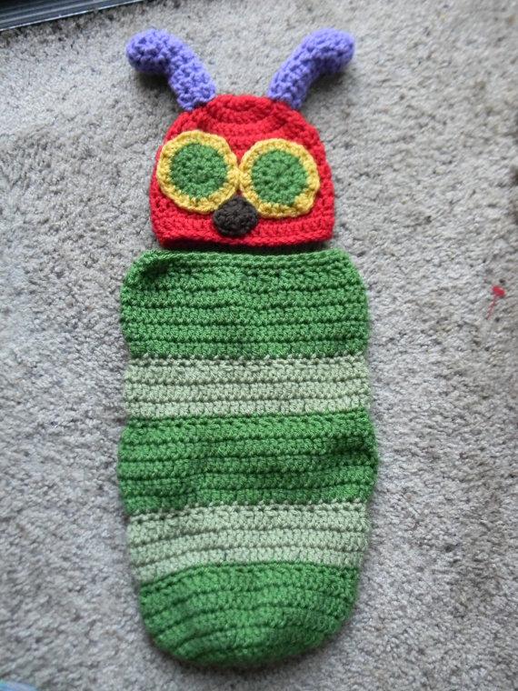 baby halloween costume ideas - baby hungry caterpillar costume