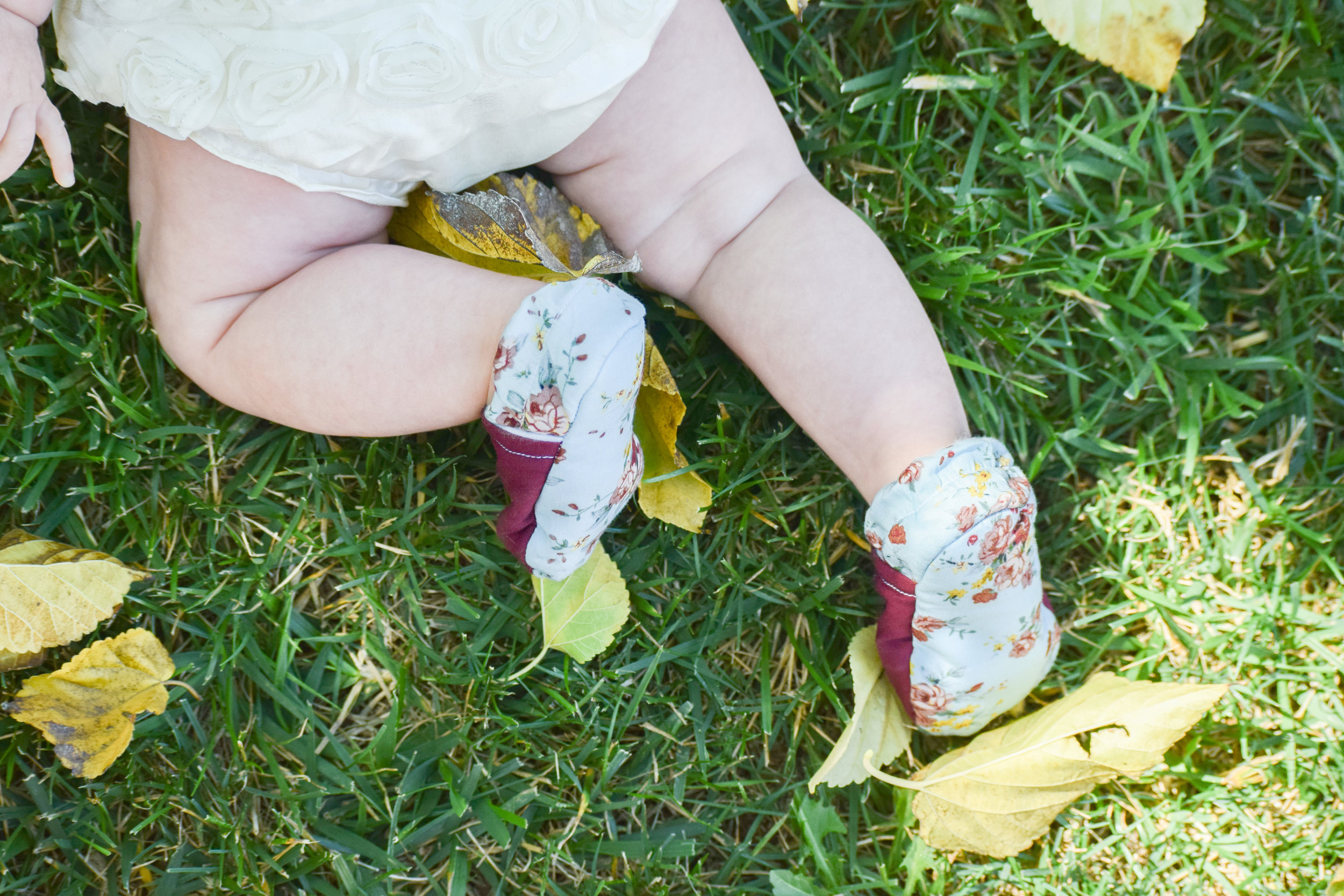 DESIGN YOUR OWN BABY SHOES