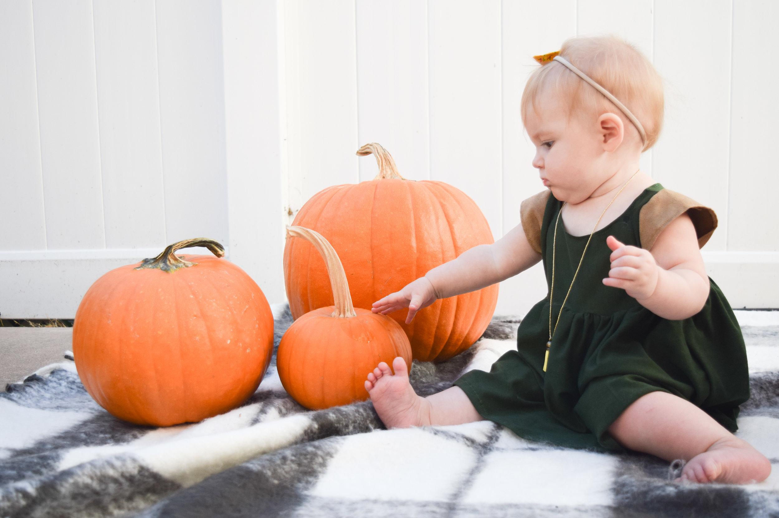 baby fall fashion, baby thanksgiving dress