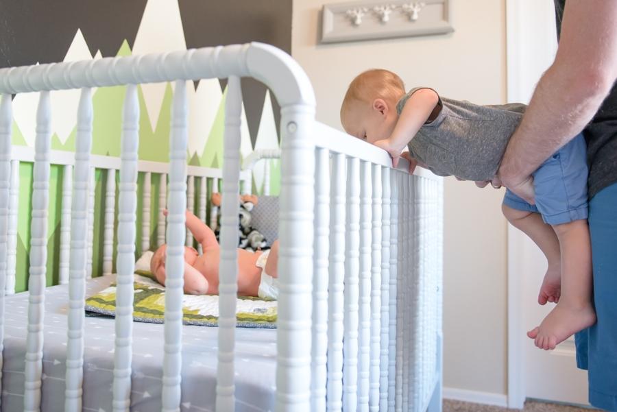 Baby Boy Newborn Photos - Reflecting Grace Photography
