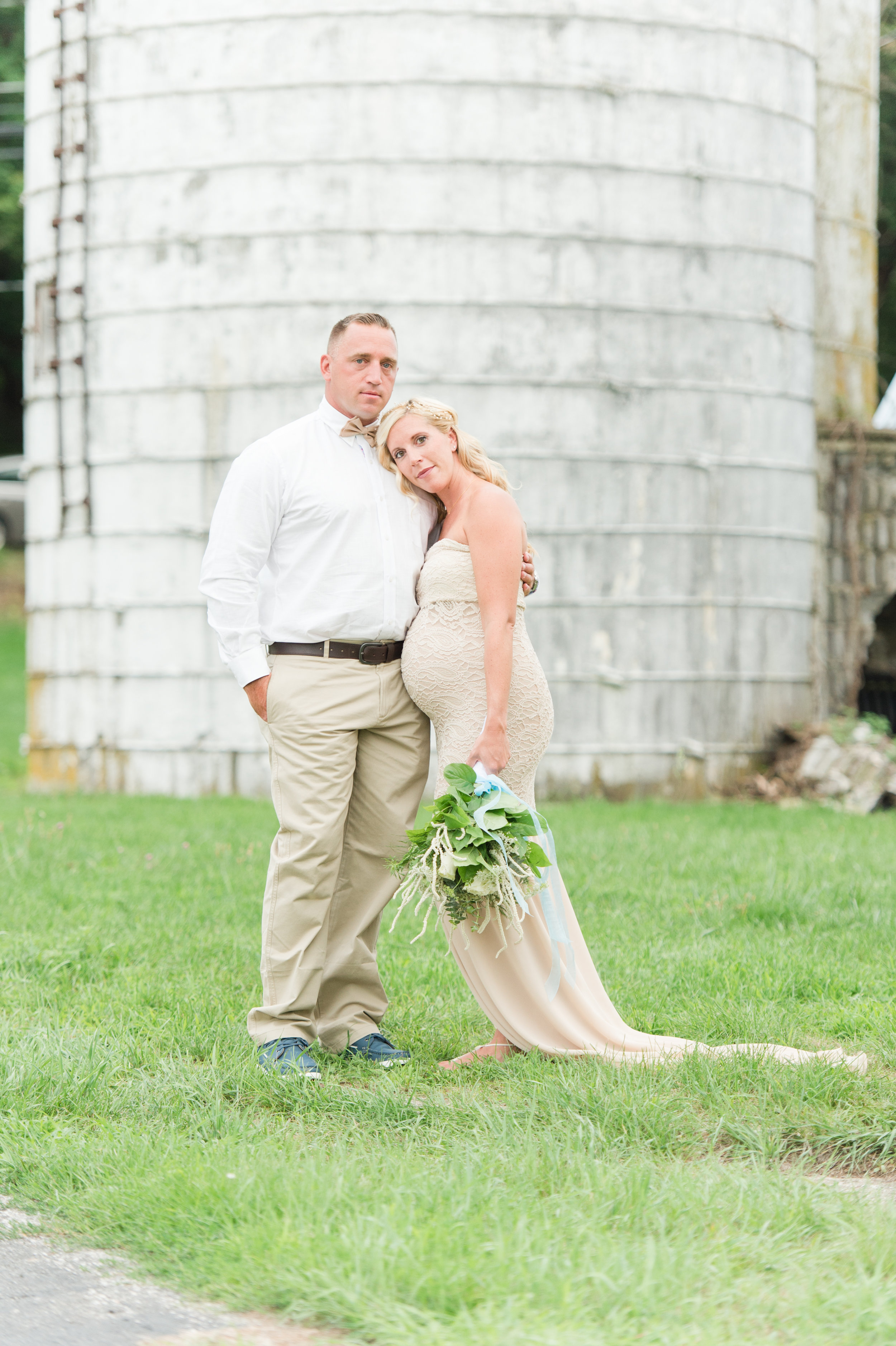 Appalachian Trail Rustic Chic Maternity Session - Something Blue Wedding Photography