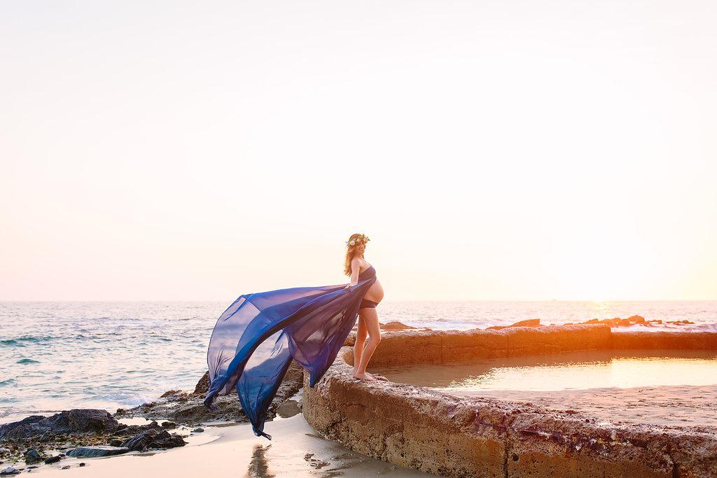 Beach Maternity Photos - Brian Leahy Photo - Southern California Maternity Photos