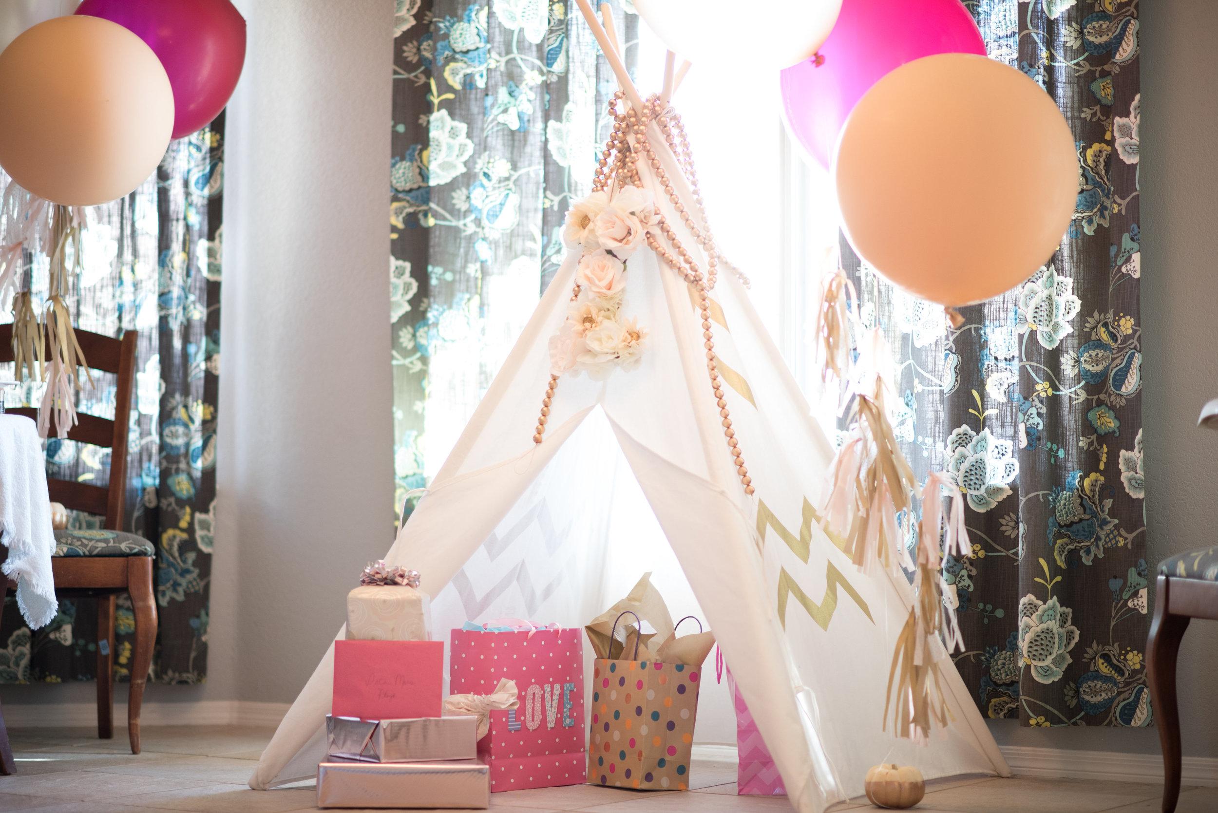 Baby Girl's First Birthday Ideas