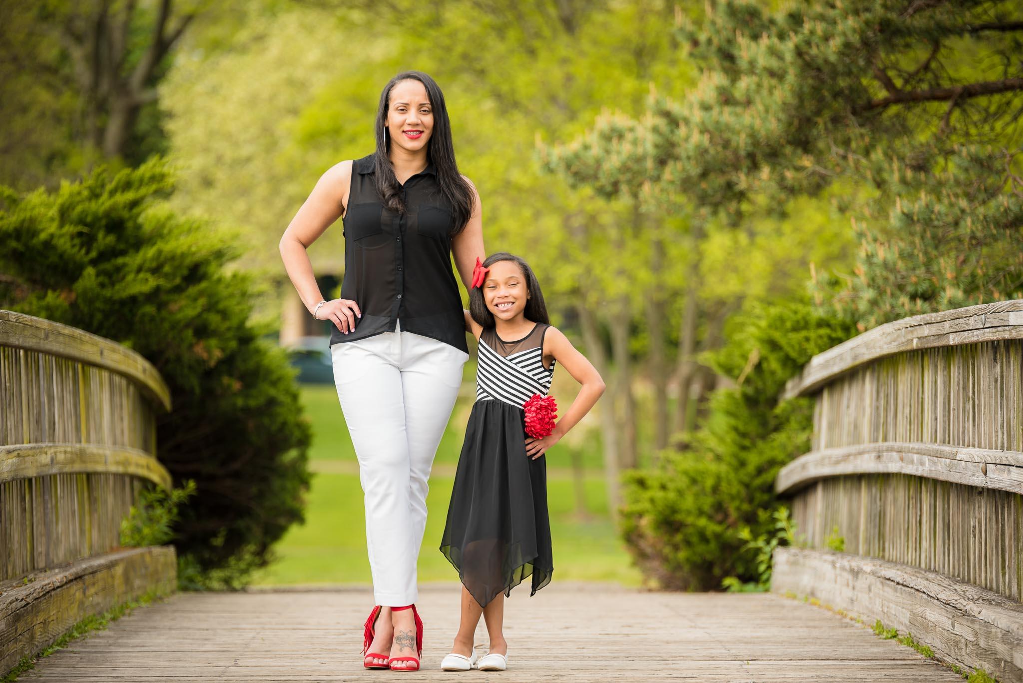 Grandma-Granddaughter Photos - Vision & Style Photography