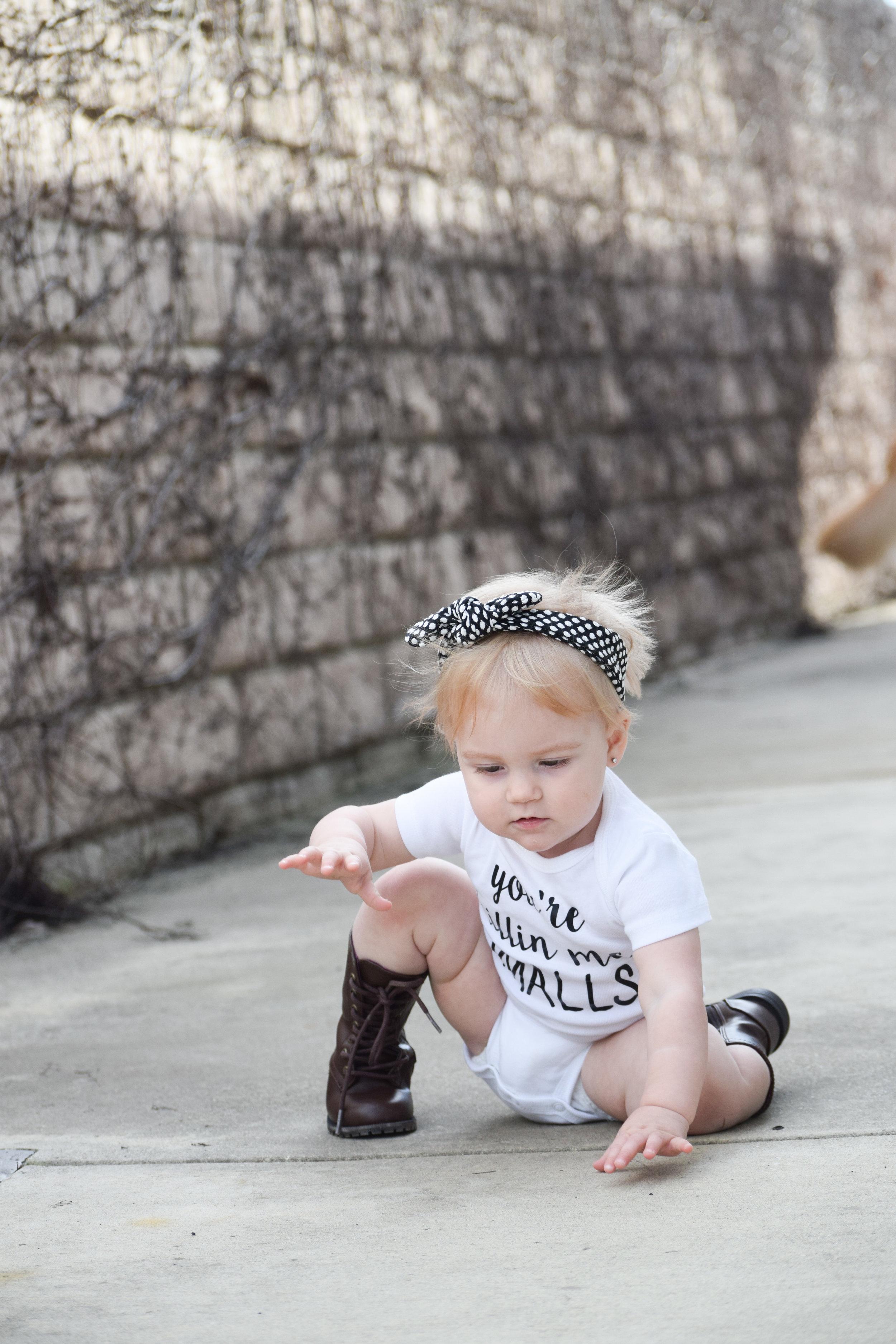 "BABY FASHION | ""You're killin' me smalls"" Baby Onesie - Dressing Bree Etsy Onesies"