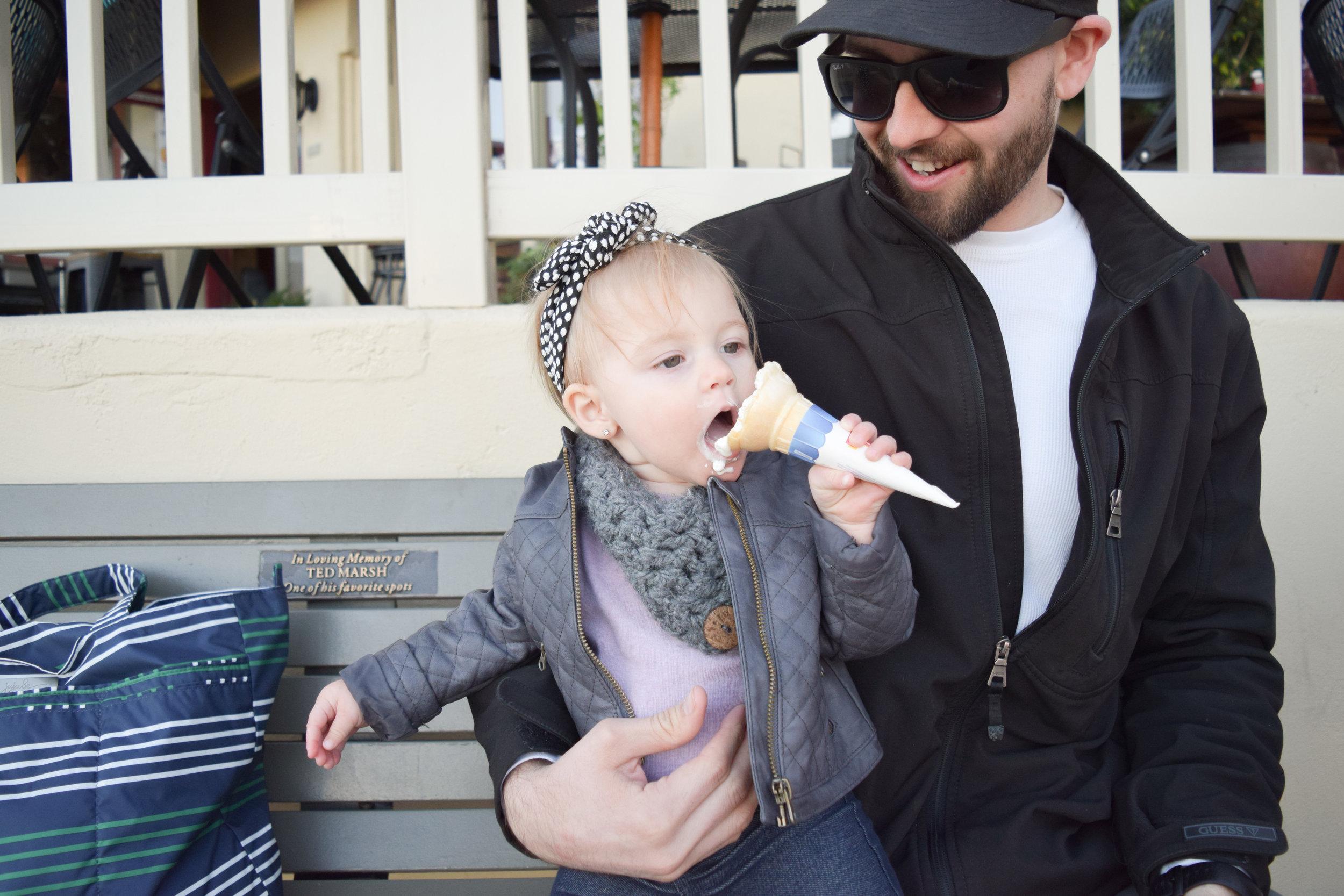 Ice Cream for Babies - Mom Hack