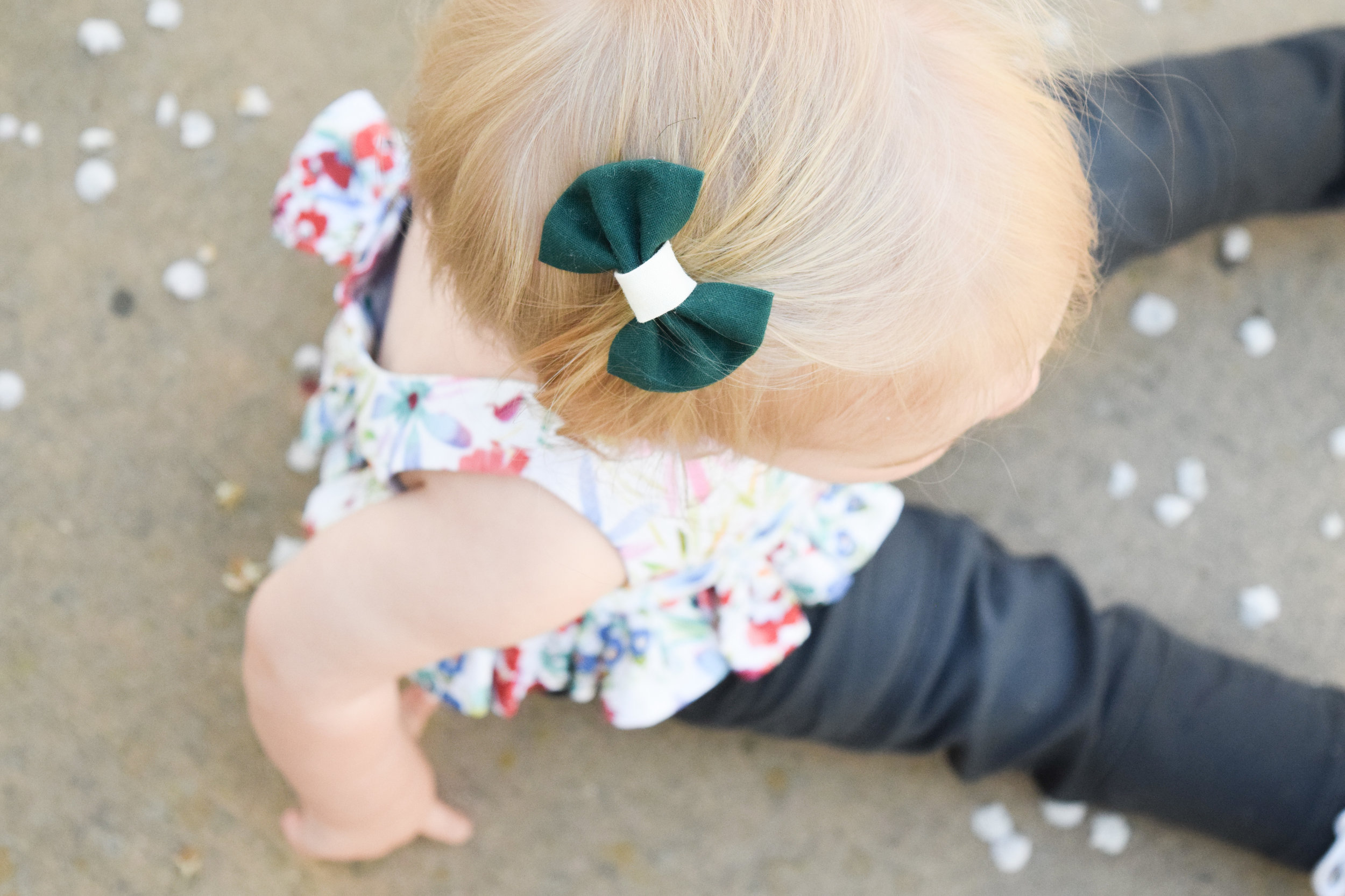 Baby Fashion - Baby Spring Floral Crop Top - Baby Converse - Baby Skinny Jeans