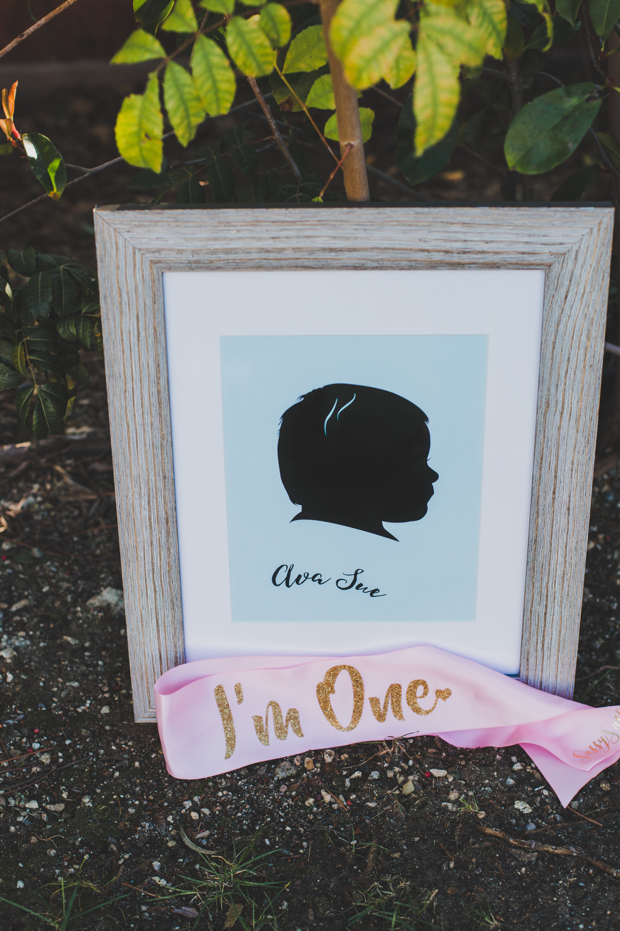 First Birthday Party Sash - First Birthday Party Ideas - A Vintage Chic Pi Day Themed 1st Birthday Party   Ava's First Birthday