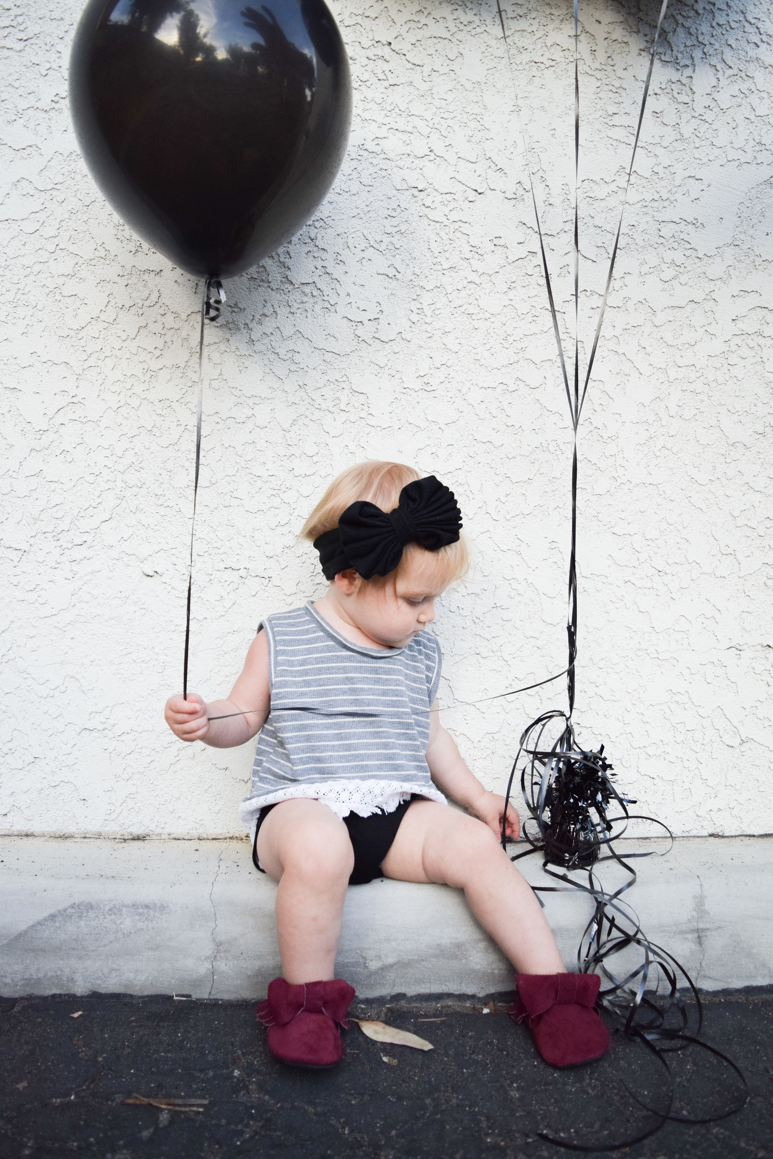 TODDLER SUMMER FASHION | A Kids Summer Tank + Bloomers