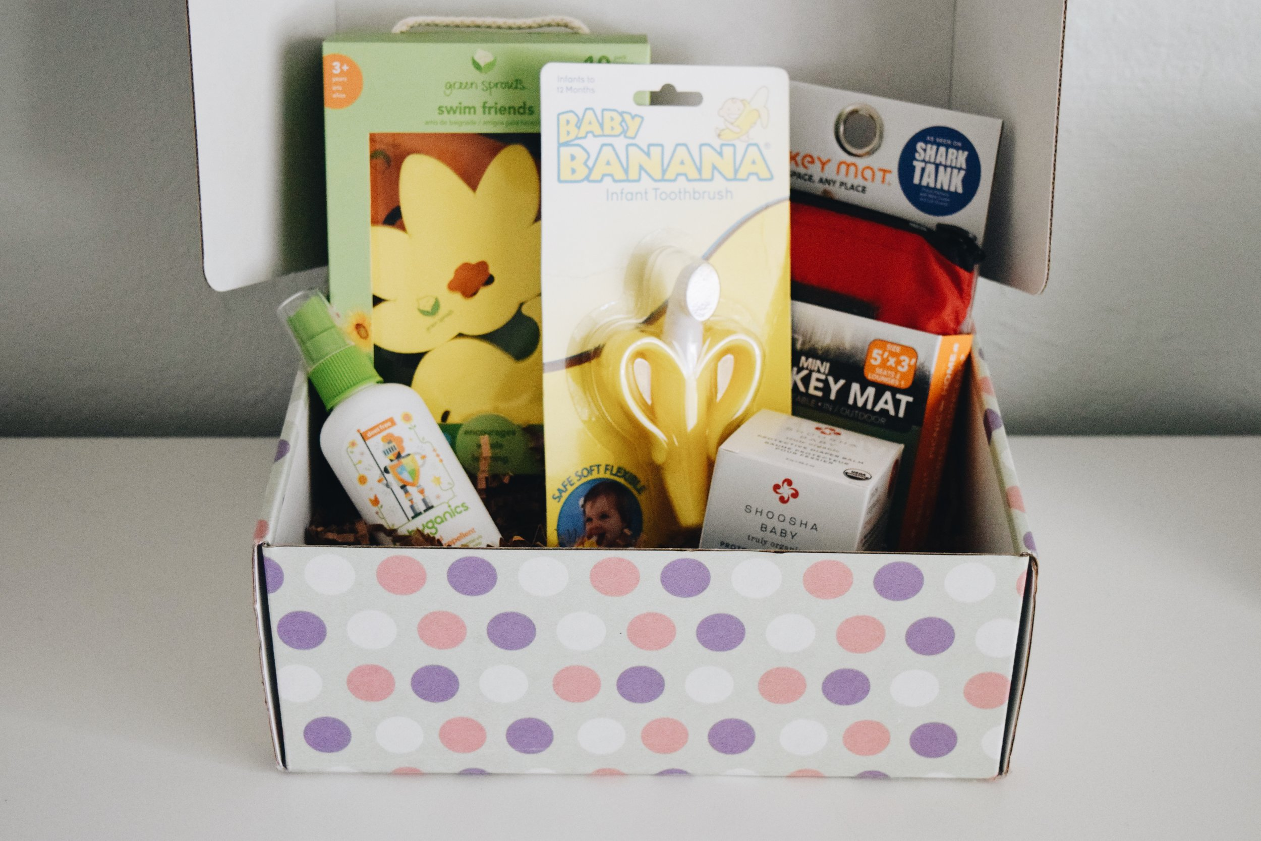Baby Shower Gift Ideas - Baby Subscription Box - Baby Loot Box