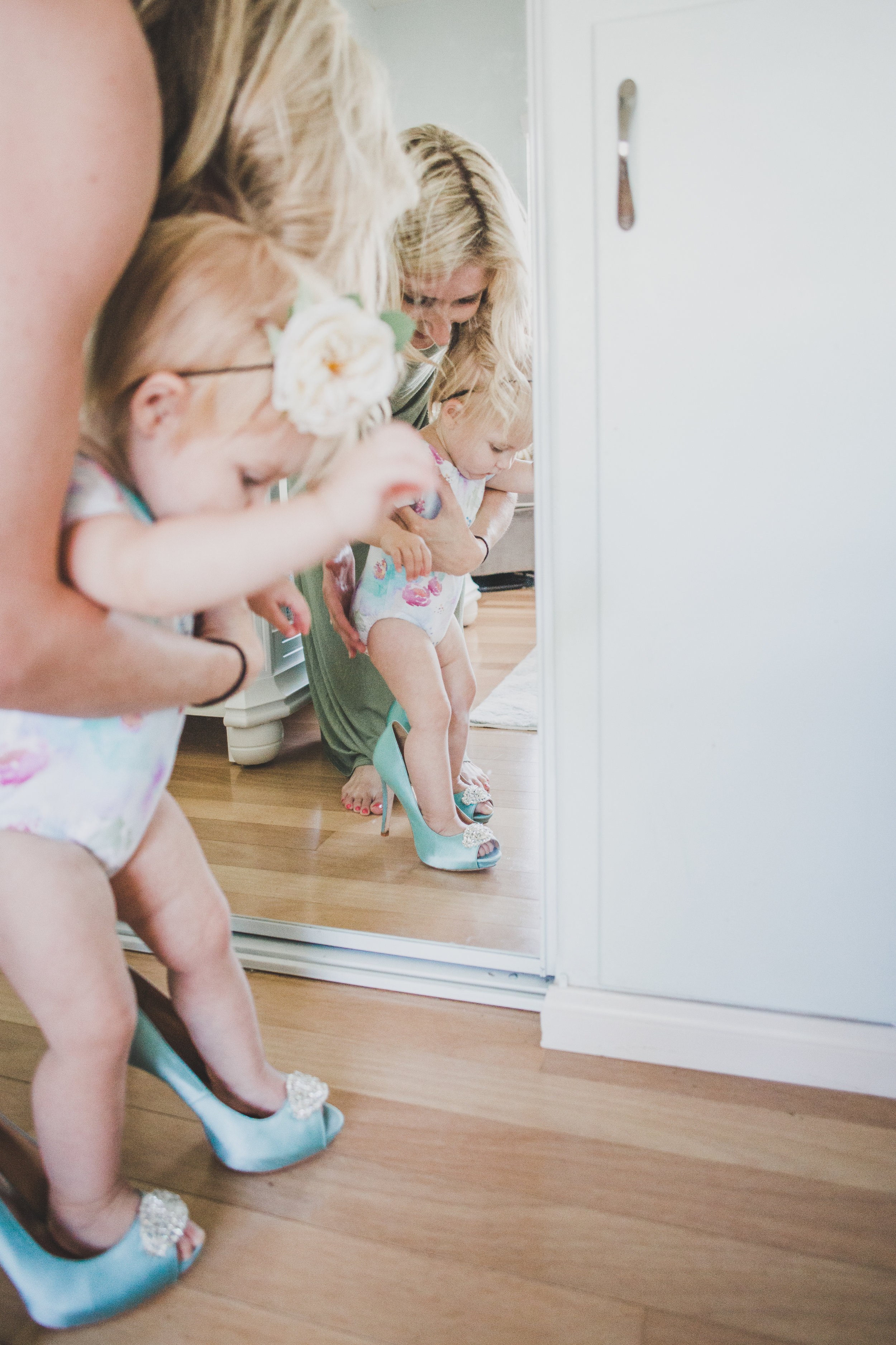 Marriage Advice with Kids - Your husband comes first -- not your kids.