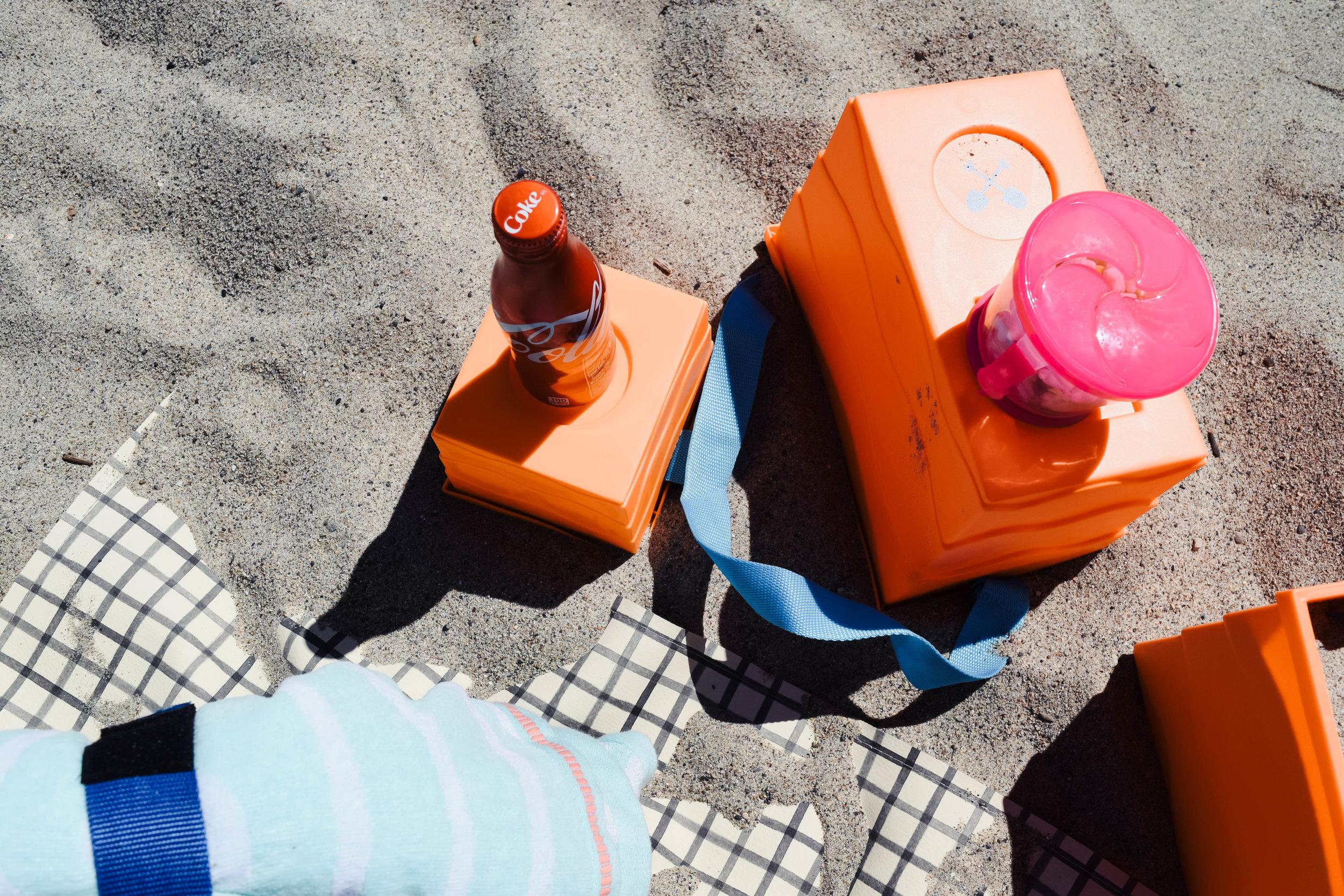 BEACHMATE | The All-In-One Family Beach Bag
