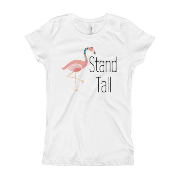 Kids Flamingo Tee Shirt