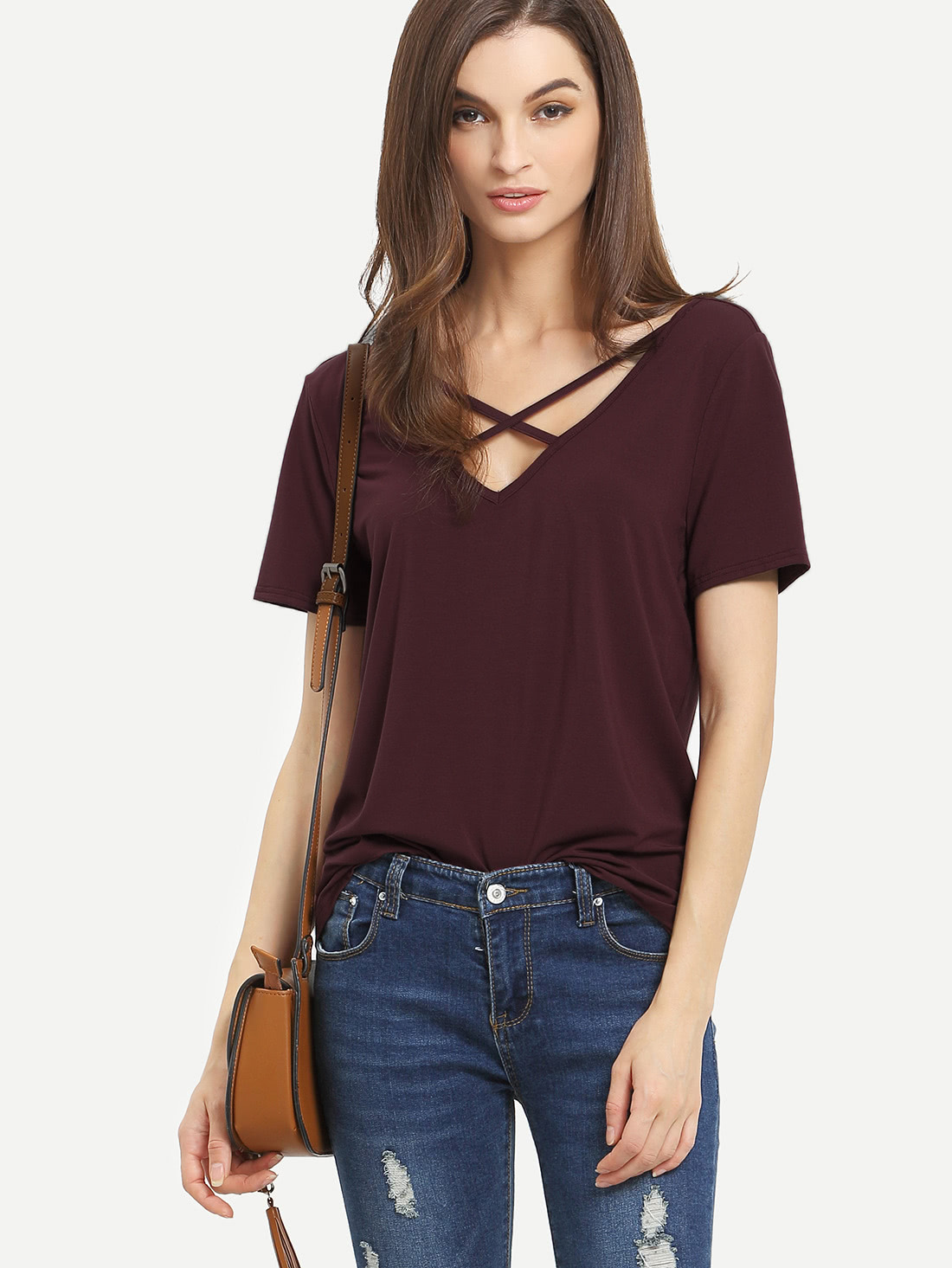 Inexpensive Fall Women's Shirts Under $20 - Mommy Blogger-VLogger -- The Overwhelmed Mommy -