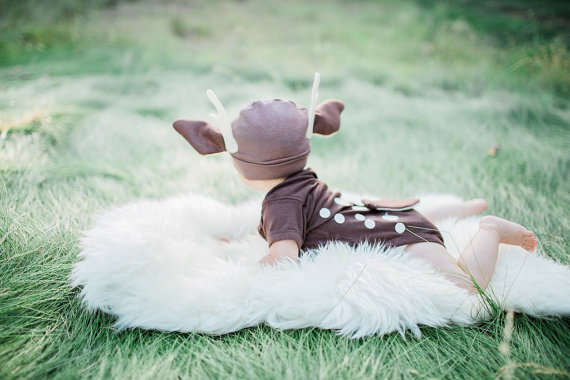 Kids-Baby Halloween Costume Ideas - Baby Llama Costume - Mommy Blogger-Vlogger -- The Overwhelmed Mommy