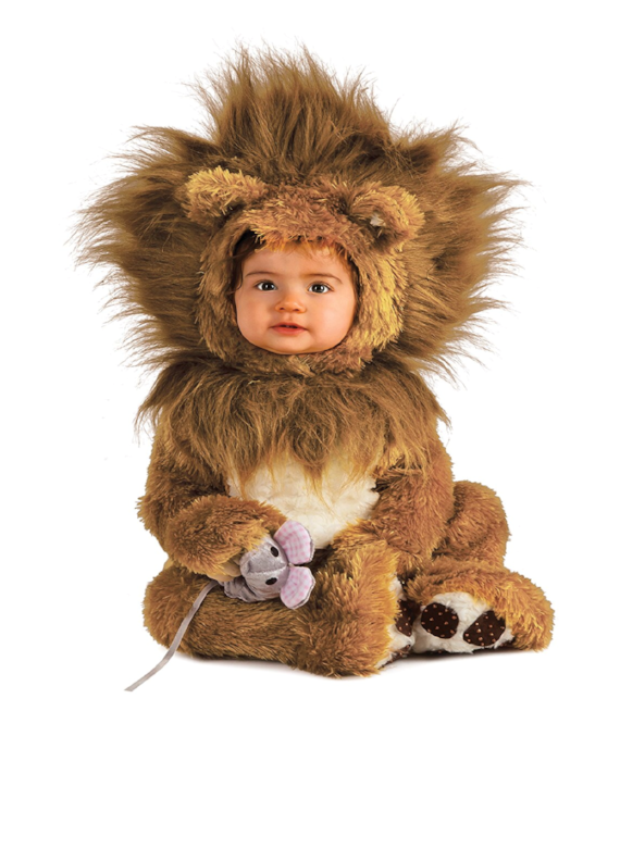 Kids-Baby Halloween Costume Ideas - Baby Lion Costume - Mommy Blogger-Vlogger -- The Overwhelmed Mommy