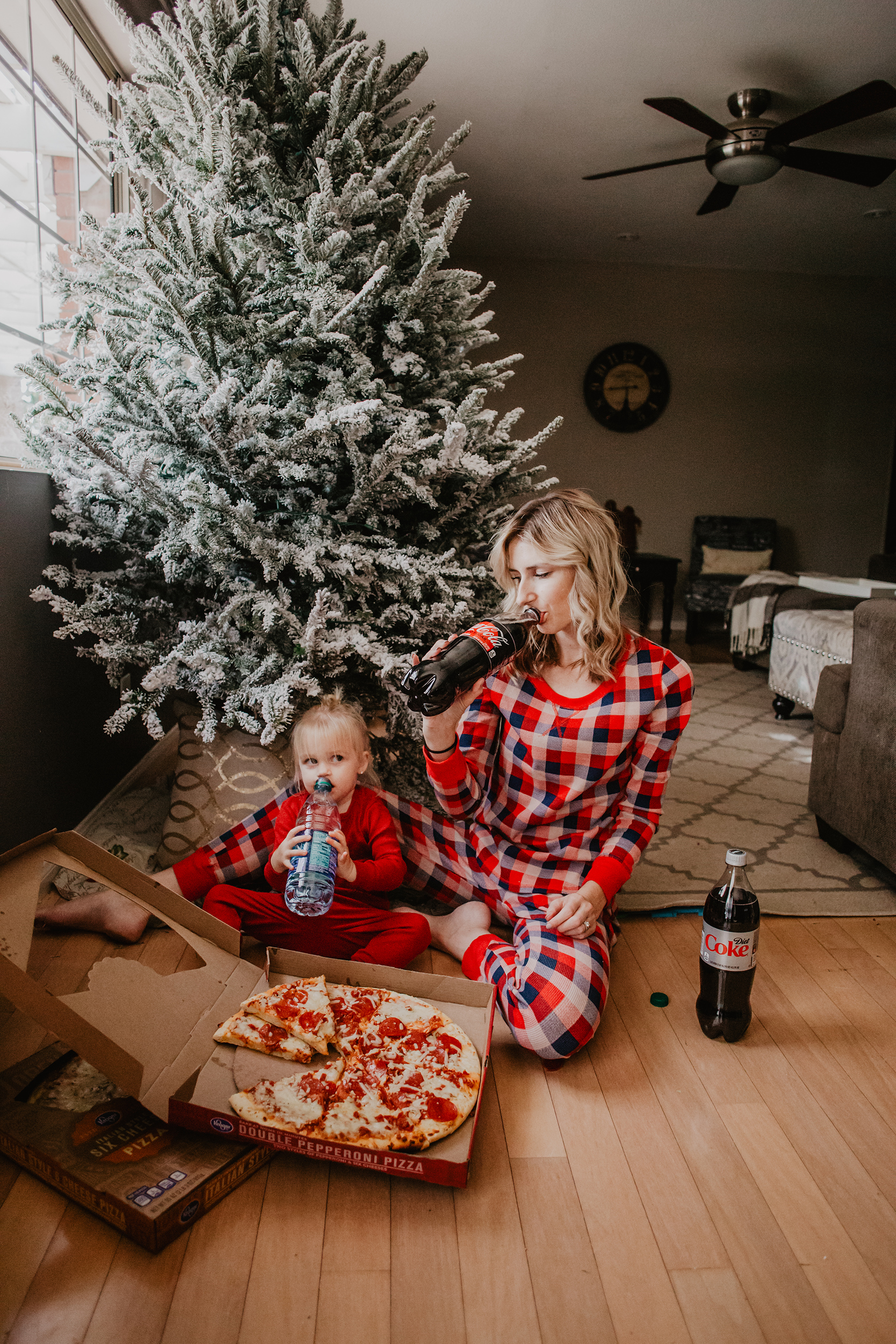 Coca-Cola Coupons - Kroger Fresh Ready Pizza -- Cutest Mommy-Daughter Photos - Mommy Blogger-Vlogger - The Overwhelmed Mommy