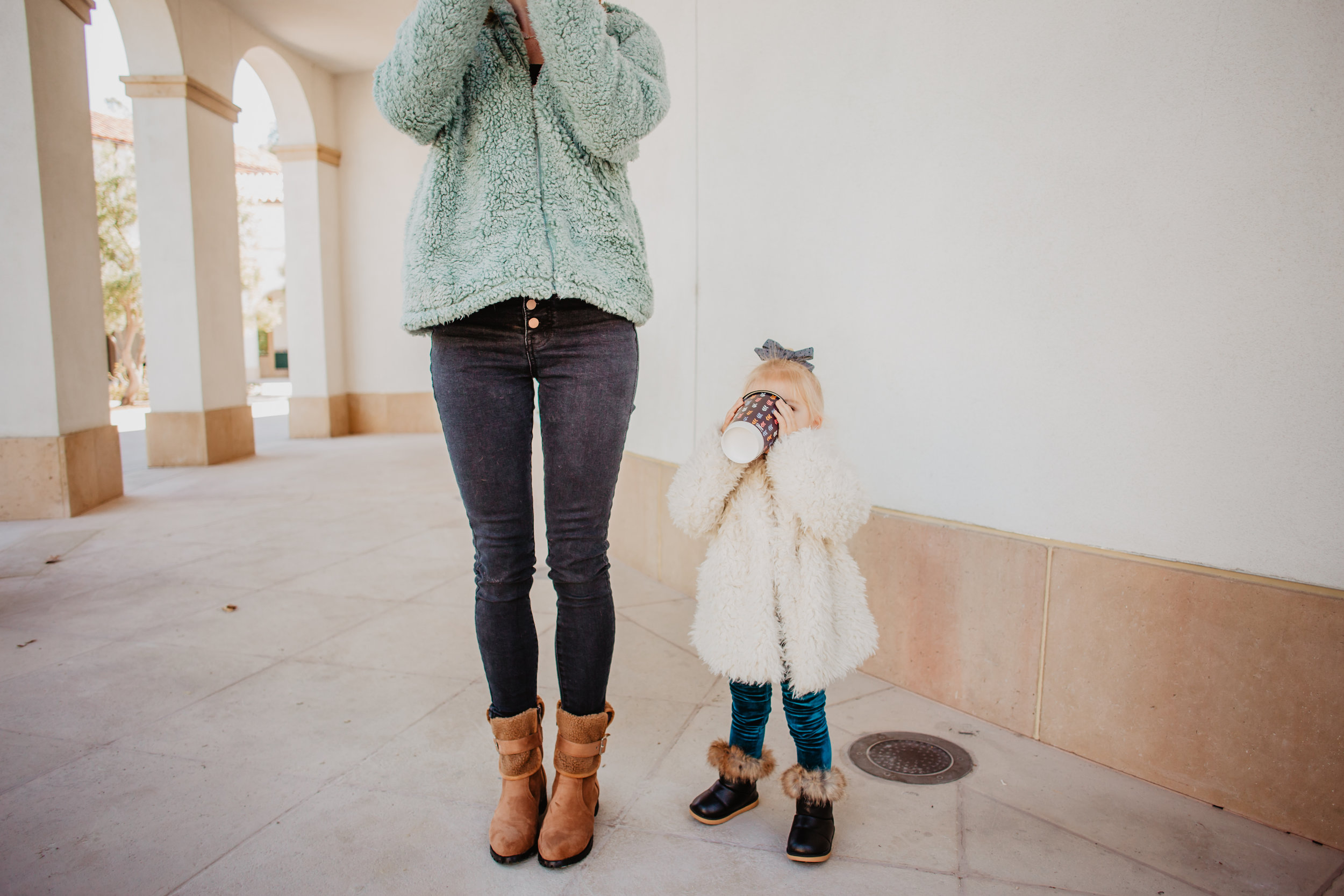 Cute Winter Kids Clothes - Trendy Affordable Mom Fashion -- Mom Blogger - The Overwhelmed Mommy